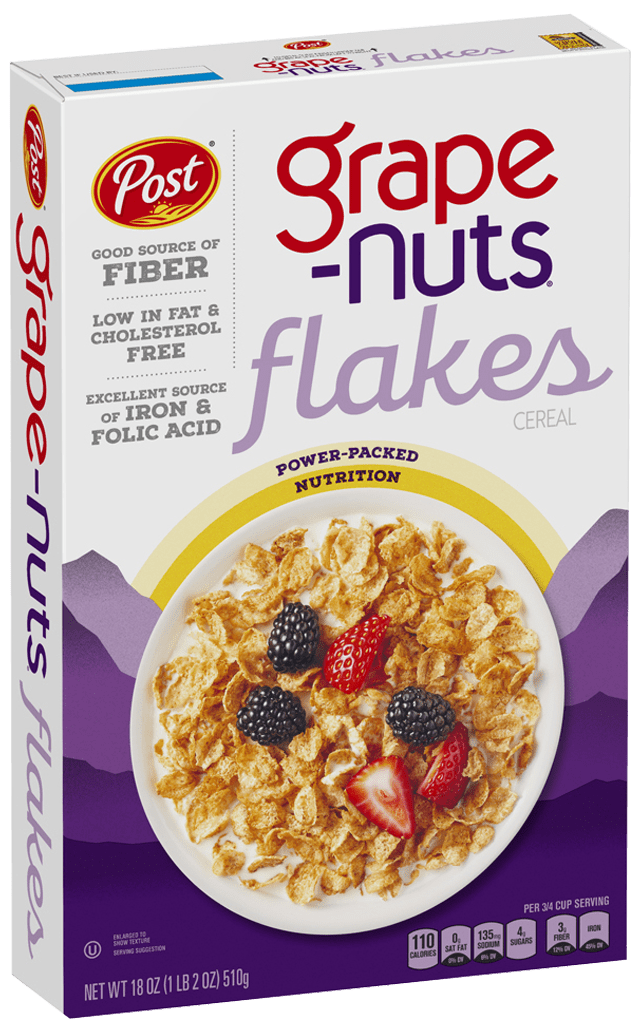 Post Grape-Nuts® Flakes