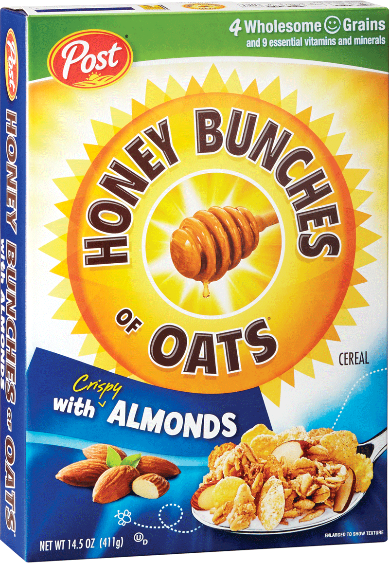 Honey Bunches of Oats® with Almonds