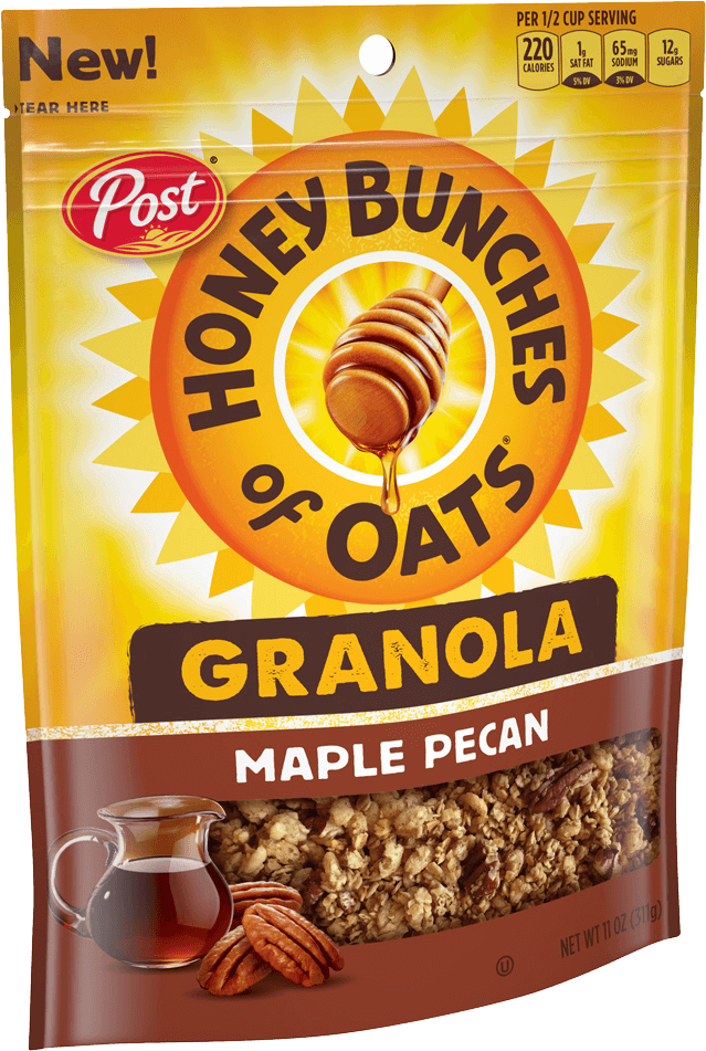 Honey Bunches of Oats® Granola Maple Pecan