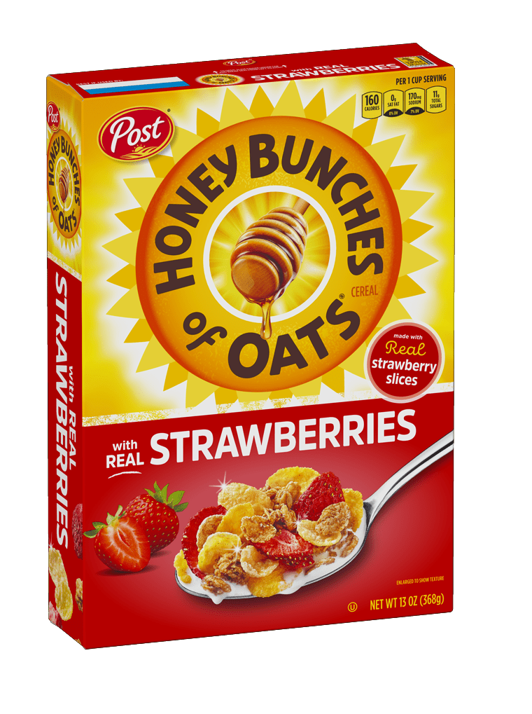 Honey Bunches of Oats® | Post Consumer Brands