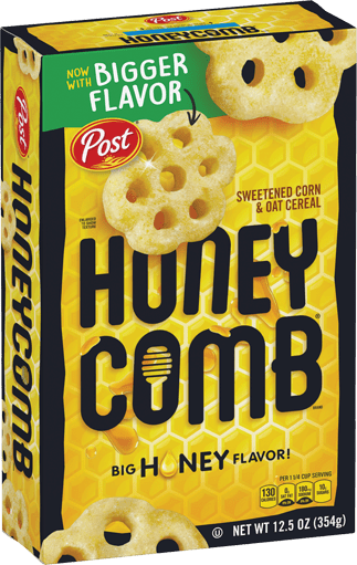 Box of Honeycomb Cereal