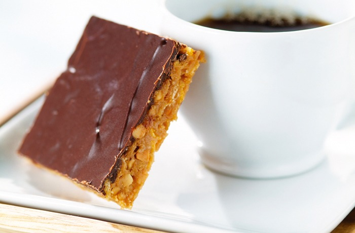 Honey Bunches of Oats cereal peanut butter bars