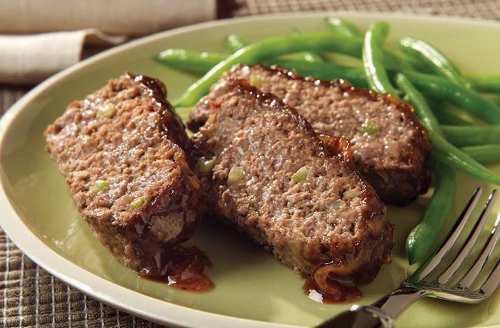 Shredded Wheat meatloaf recipe