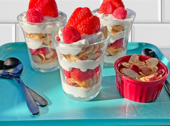 Protein Parfaits Recipe