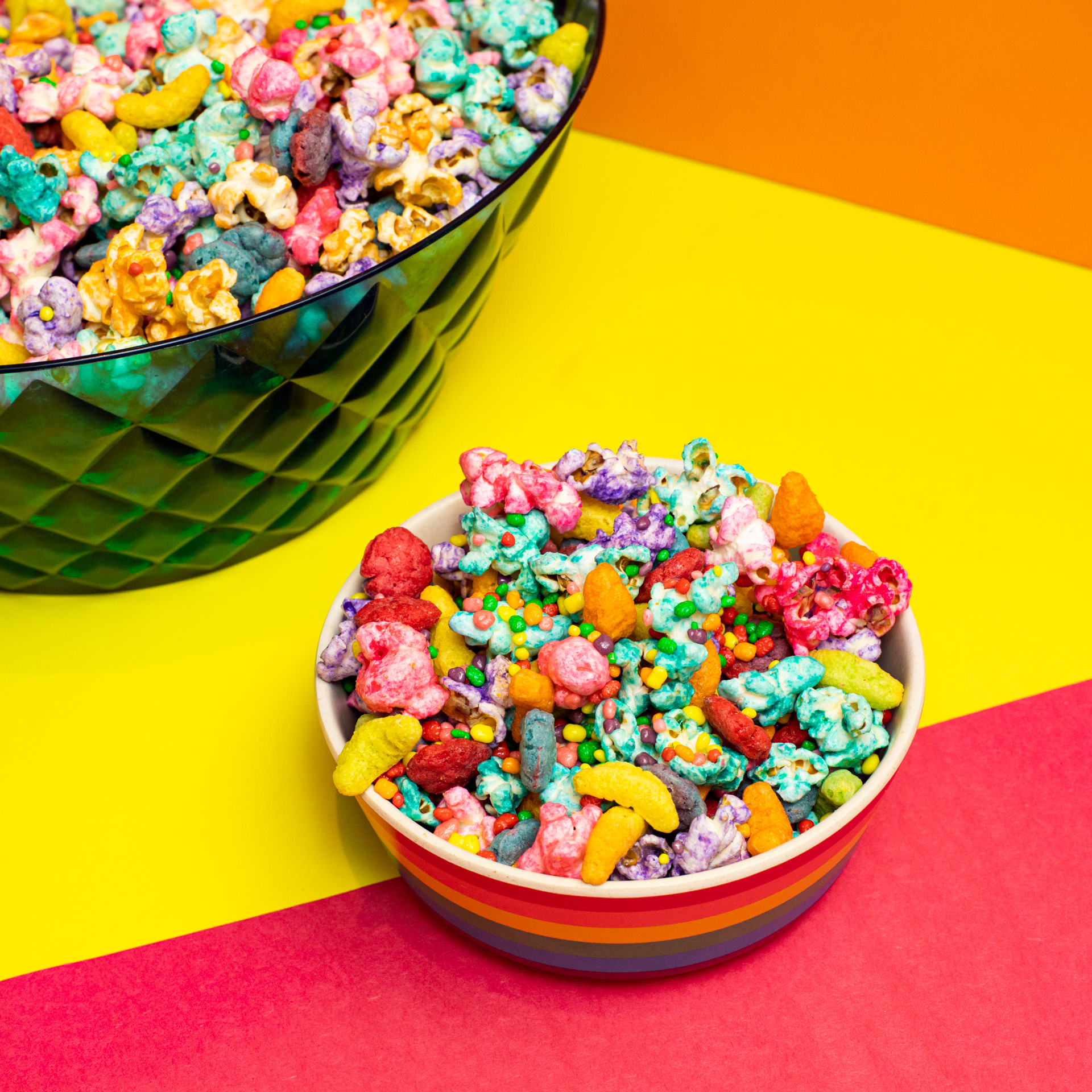 Fruity Blasts™ Snack Mix made with MALT-O-MEAL recipe
