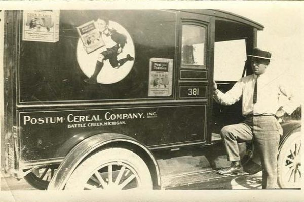 Postum Cereal Company founded in 1895